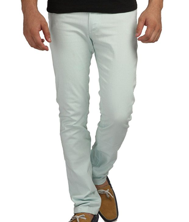 Rroboska Light Blue Summer Denims