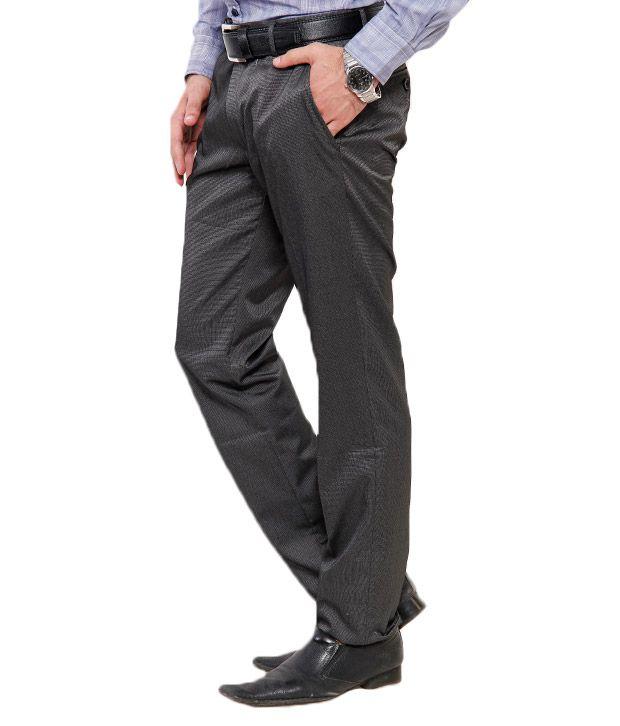 Black Coffee Classy Black Trouser