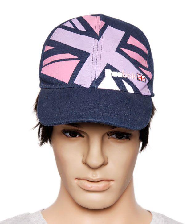 Reebok Blue & Pink Cap