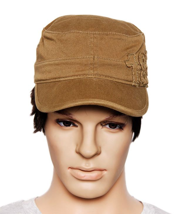 Reebok Fashionable Brown Cap