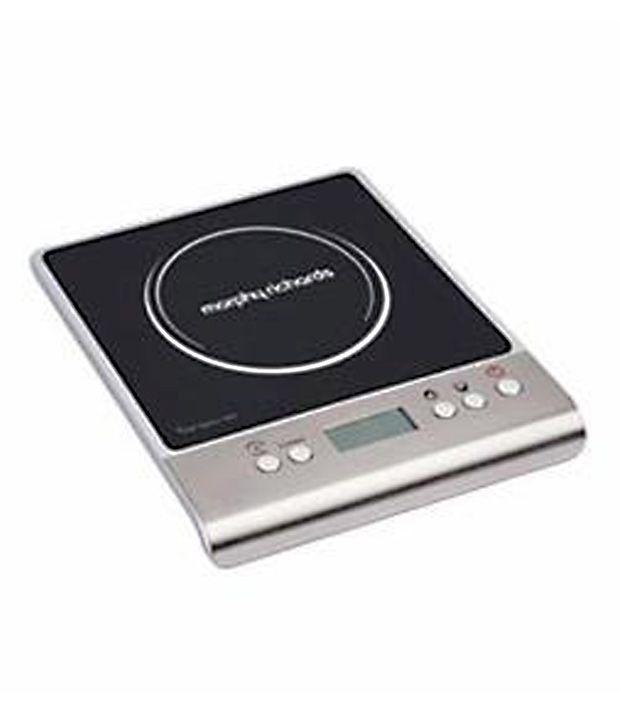 Morphy Richards Chef Xpress 300 2000 Watt Induction Cooktop Black