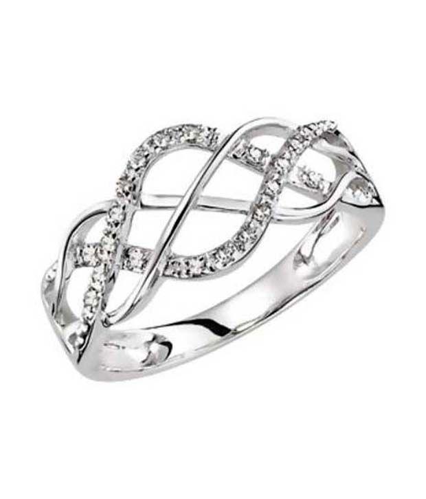 Avsar 0.20 Ct. Diamond 18kt Gold Ring