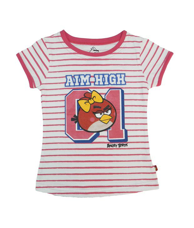 Angry Birds Kids T-Shirts from CafePress are professionally printed and made of the best materials in a wide range of colors and sizes. TOP. Get Exclusive Offers: Thanks. We'll keep you posted! You're set for email updates from CafePress. Check your Inbox for exclusive savings and the latest scoop.