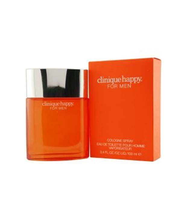 HAPPY by Clinique COLOGNE SPRAY 100 ml for MEN (Imported)