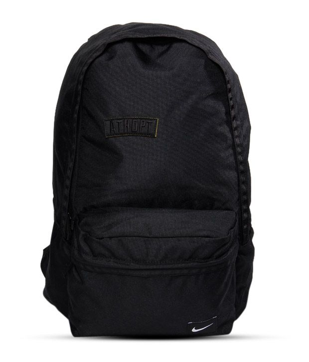 Nike Sophisticated Black Backpack  available at snapdeal for Rs.1304