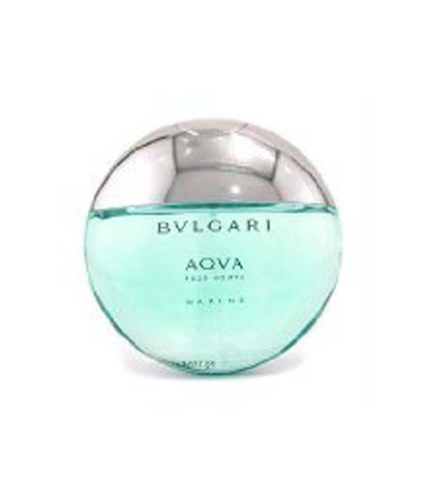 Bvlgari Aqva Pour Homme Marine  Eau De Toilette Spray - 100ml/ 97  ml oz