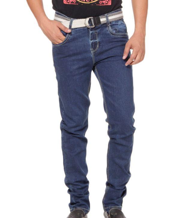Fever Blue Basics Stretchable Jeans