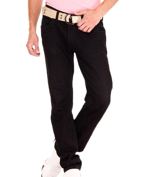 Jogur Black Men's Jeans