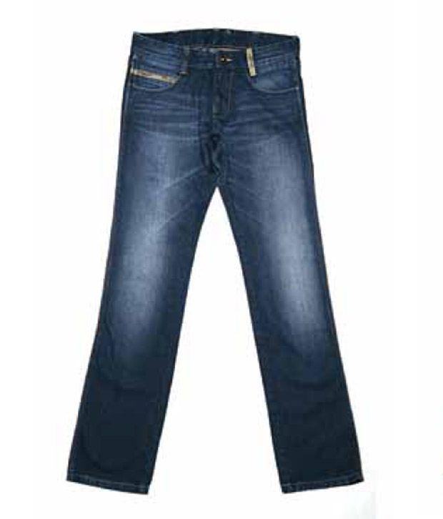Wrangler Enigma Blue Jeans