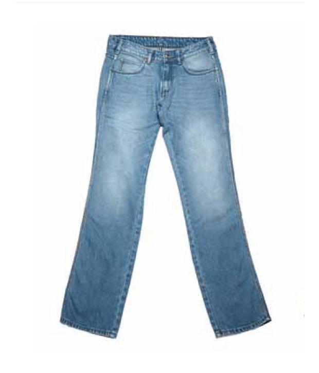 Wrangler Vintage Blue Jeans