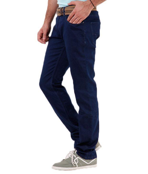 Locomotive Dark Blue Basics Jeans