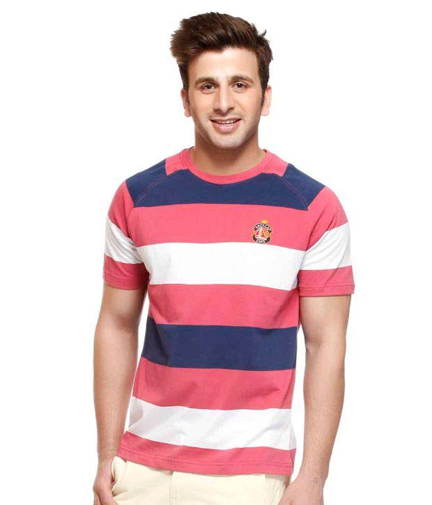 American Swan Pink T Shirt