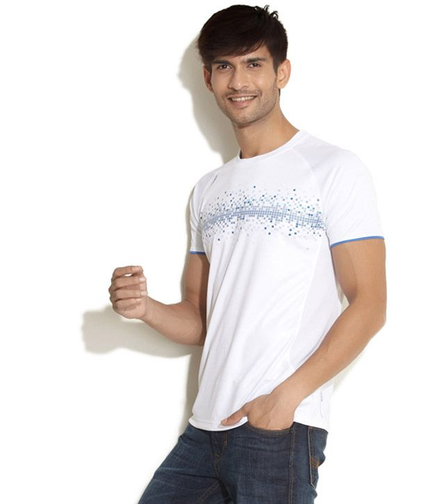 Republic Of Spiel Smart White T Shirt