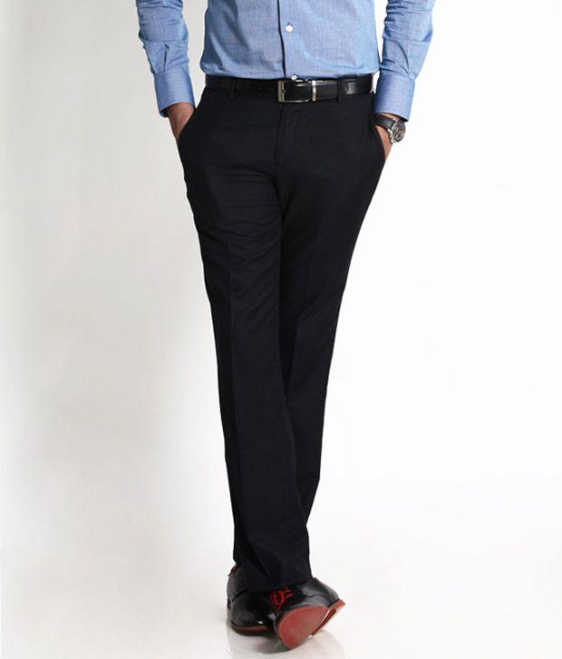Genesis Navy Trouser