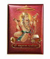 Ethnic Jewels Gold Foil Hanuman Chalisa