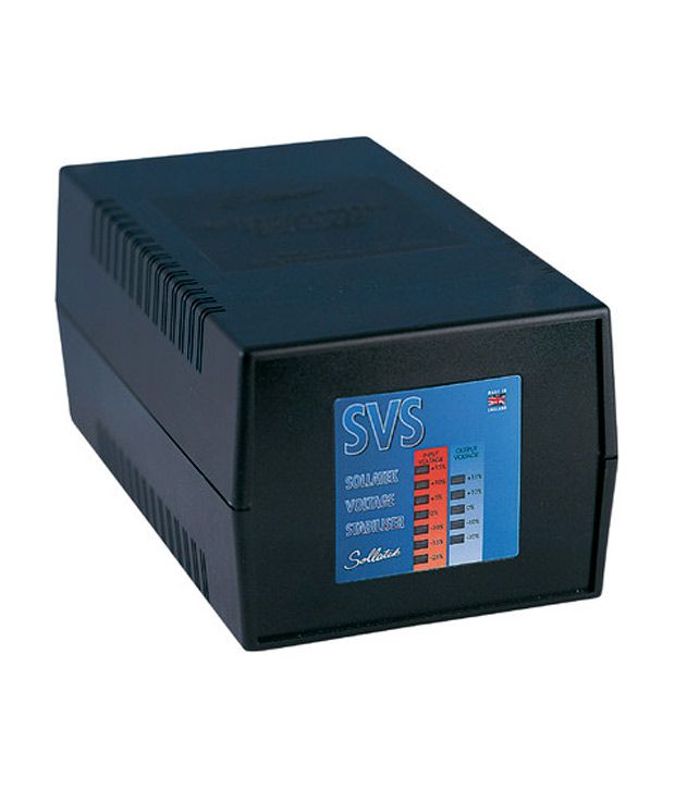Sollatek SVS-15 Voltage Stabilizer