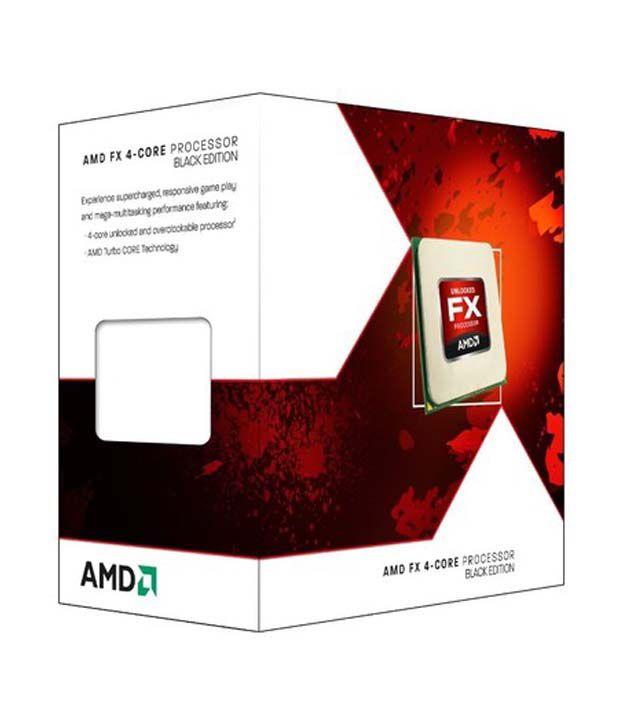 AMD 4 GHz AM3+ FX-4300 FX-Series Four-Core Edition FD4300WMHKBOX