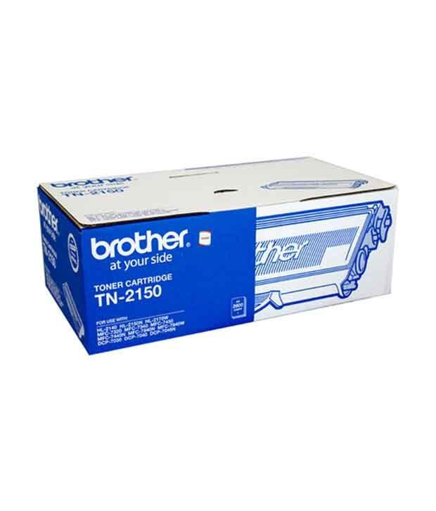 Brother TN 2150 Toner cartridge (Black)