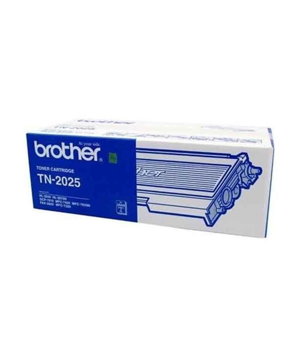 Brother TN 2025 Toner cartridge (Black)