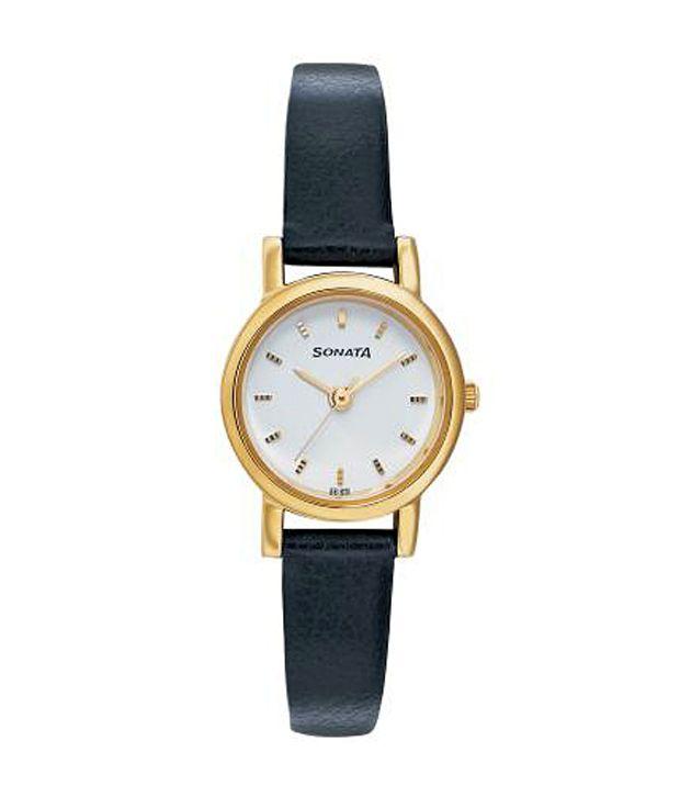 36f0f71b1cdc Sonata 8976YL02 Women s Watch Price in India  Buy Sonata 8976YL02 Women s Watch  Online at Snapdeal