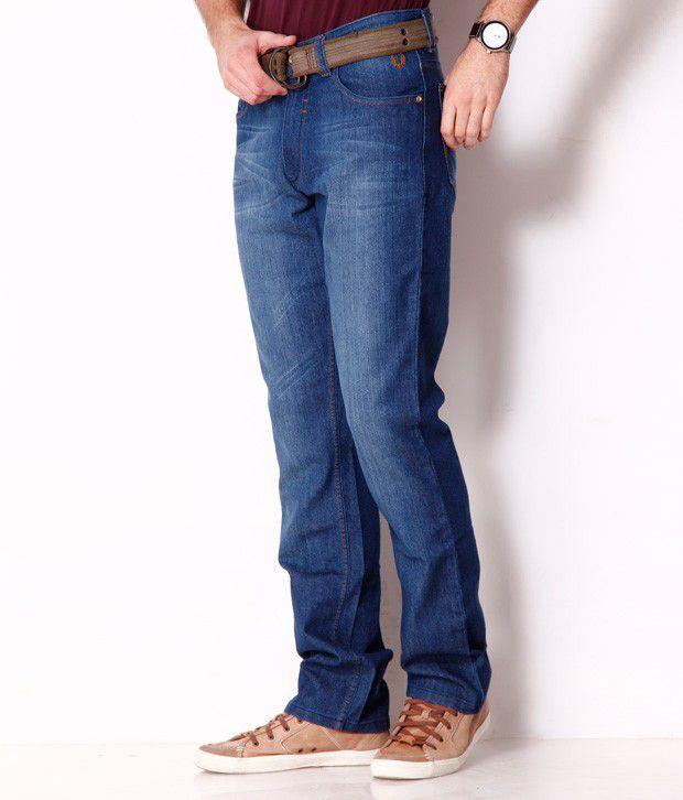 Colt Smart Blue Faded Jeans