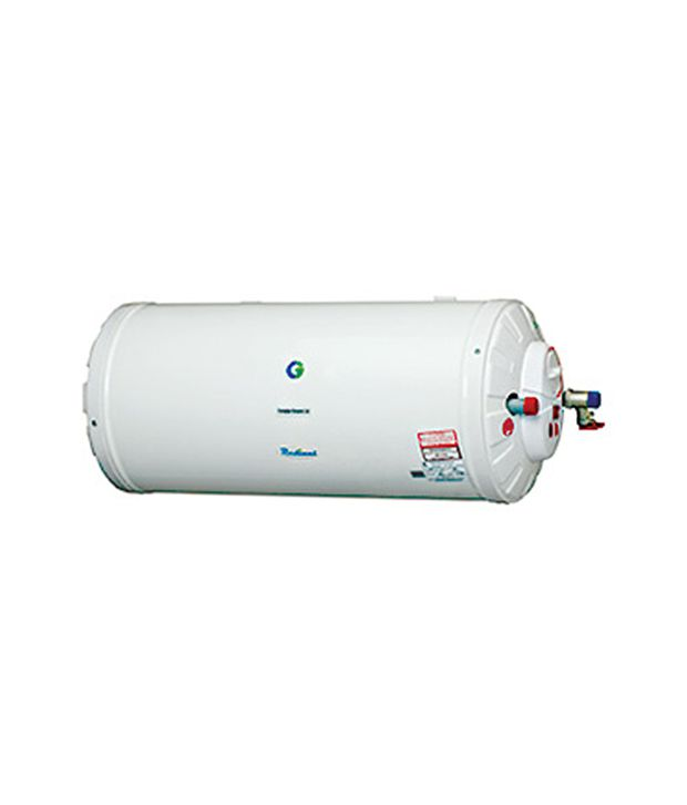 Crompton Greaves Radiant SWH425HZ 25 Litres Horizontal Storage Water Geyser