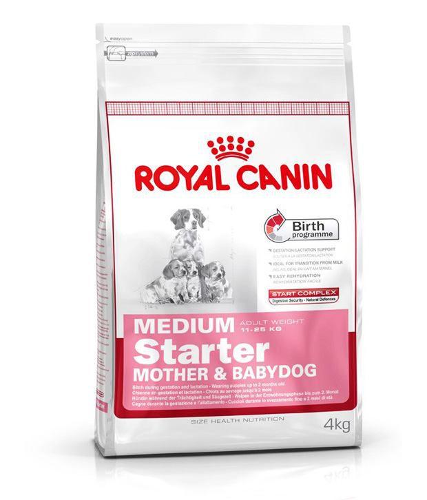 royal canin medium starter 4kg buy royal canin medium starter 4kg online at low price snapdeal. Black Bedroom Furniture Sets. Home Design Ideas