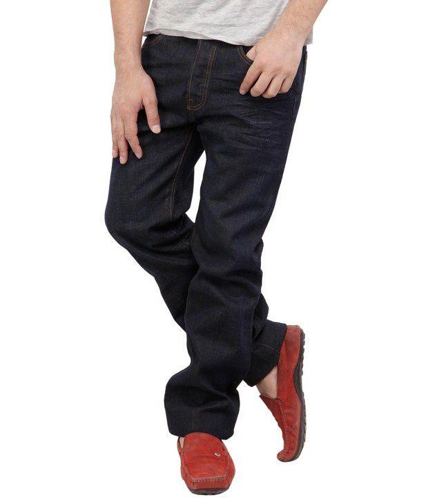 Denim,Levis Blue Basic Jeans