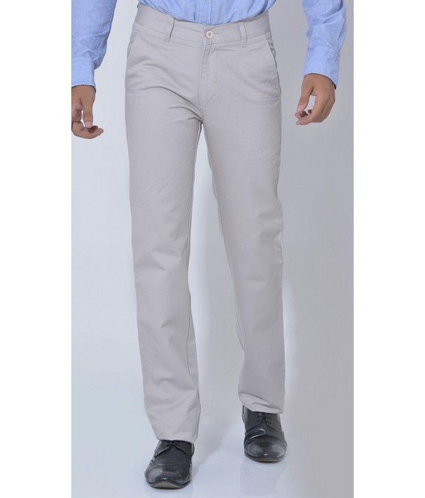Urban Life White Trousers