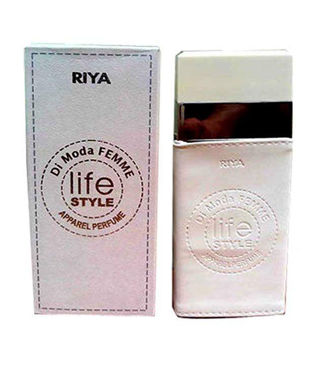 Riya Diamoda Femme Life Style Perfume 100ml For Women