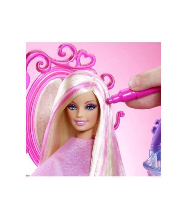 Barbie Fashion Nail Salon Games