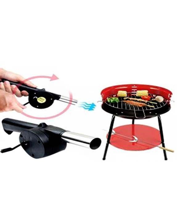 Foldable Outdoor Camping Barbecue Grill: Buy Online At