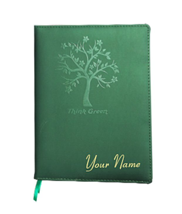 Buy Online: Personalized 2014 Proficient Note Diary: Buy Online At