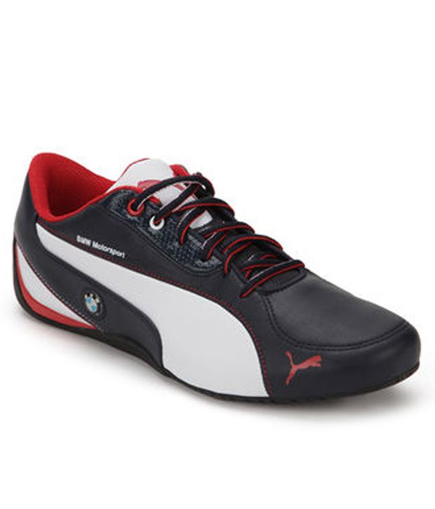 ca3ae9acf8a Puma Drift Cat 5 BMW L Blue Sports Shoes - Buy Puma Drift Cat 5 BMW L Blue  Sports Shoes Online at Best Prices in India on Snapdeal