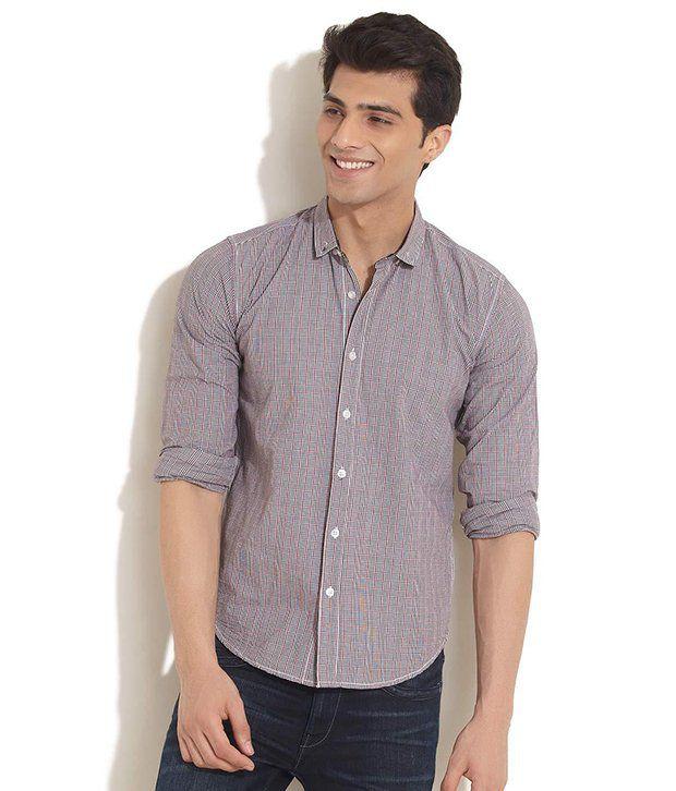 TOG Multi Fine Check Shirt