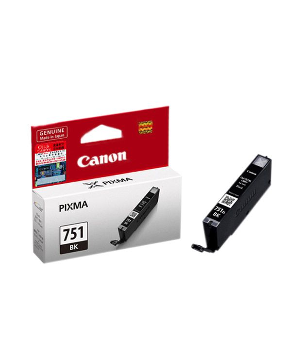 Canon CLI751 BK Ink Cartridge (Black)