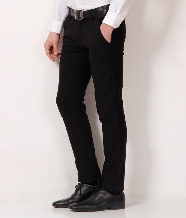 Fever Exquisite Black Trouser