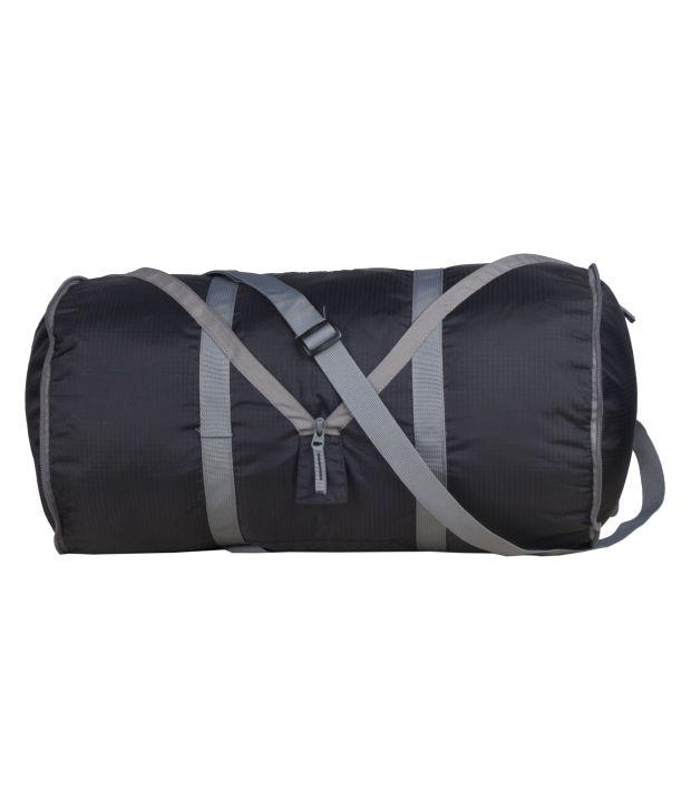 3cfaf5acc8c0 Wildcraft Frisbee Black Duffle Bag - Buy Wildcraft Frisbee Black ...