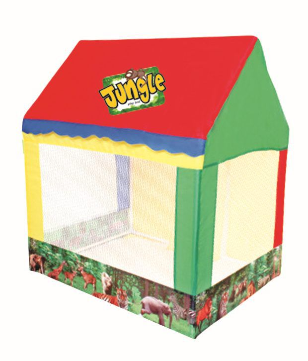 Cuddles Jungle Play Tent