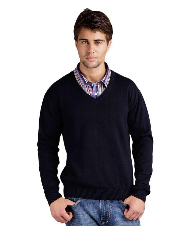 Yepme Navy Basics Sweater