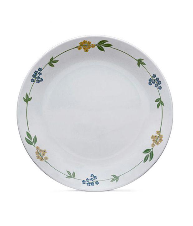 CORELLE SECRET GARDEN DINNER PLATE price at Flipkart Snapdeal