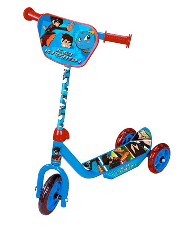 Kid Krrish Outdoor Play Scooty