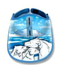 Wild Republic I-Lidz Polar Bear