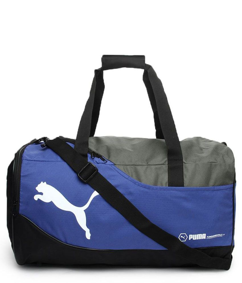 Puma Fundamentals Sports Bag M Duffle Bag - 7196402 - Buy Puma Fundamentals  Sports Bag M Duffle Bag - 7196402 Online at Low Price - Snapdeal 80cc894022065