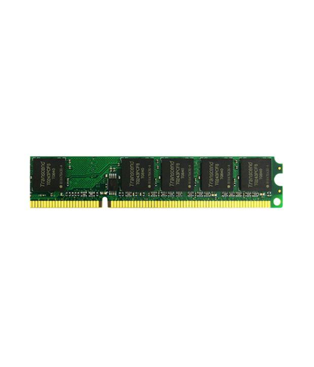 Transcend DDR2 1 GB PC RAM (JM800QLU-1G)