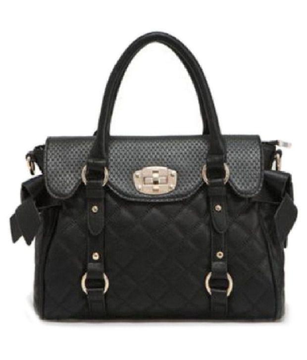 Jinfenshijia Black Handbags
