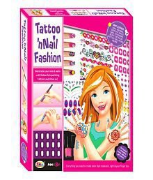 Kids Nail Art Kits Buy Kids Nail Art Kits Online At Best Prices In