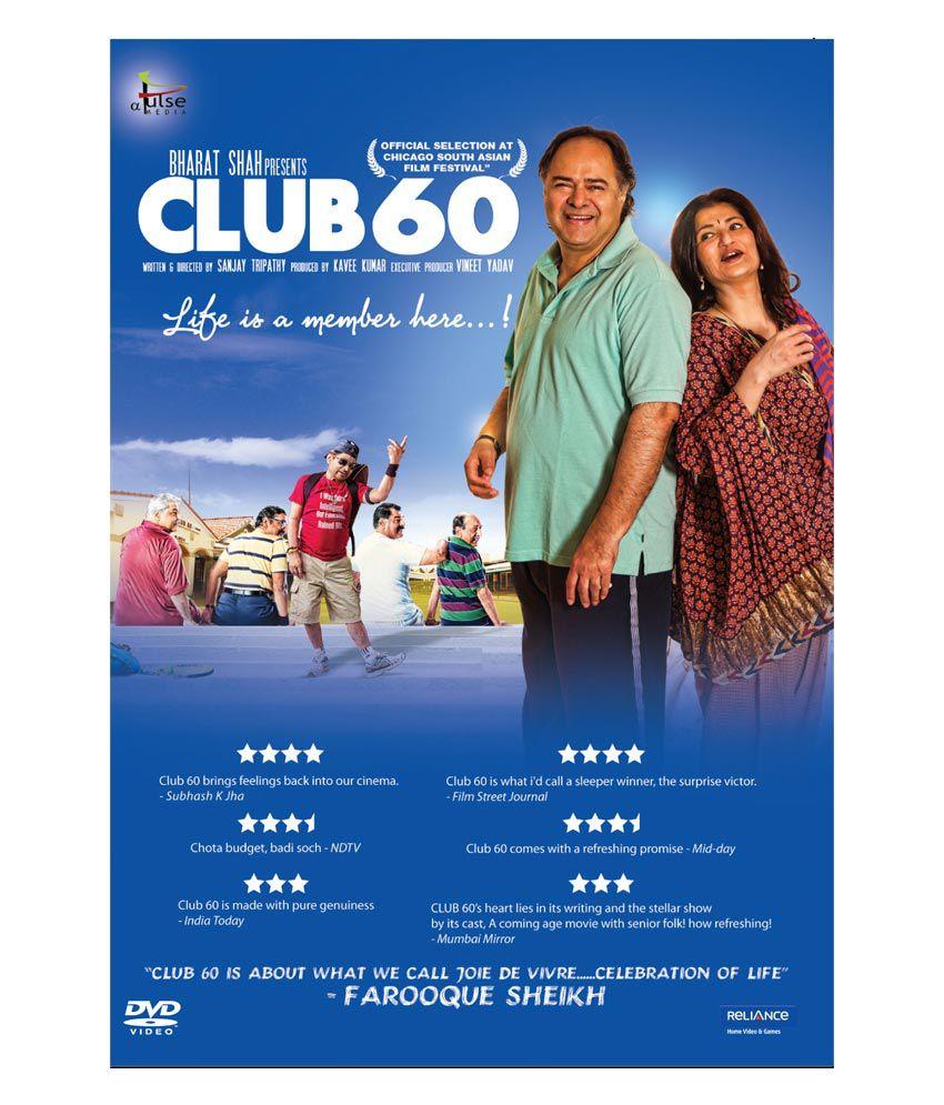 Club 60 (English) [DVD]
