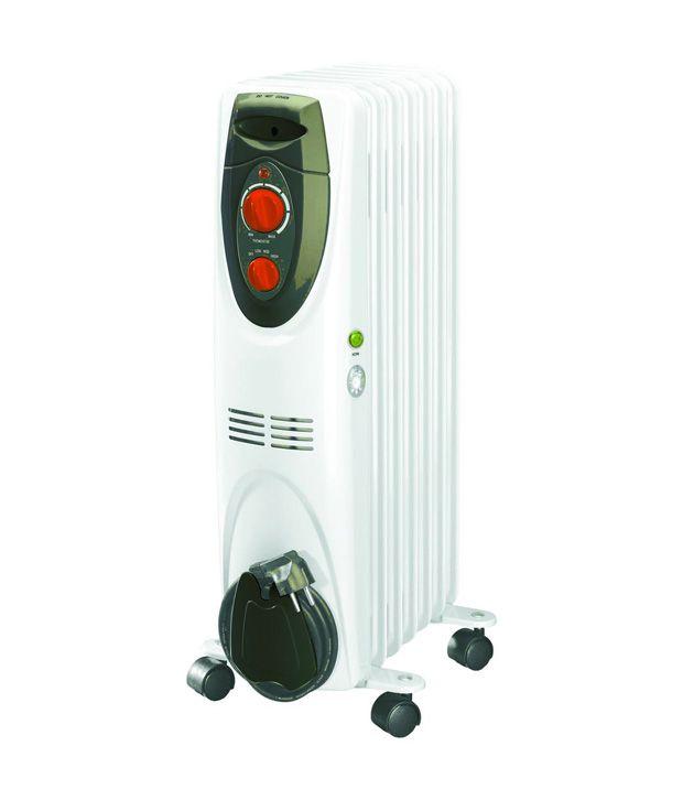 Westinghouse Oil Filled Radiator Heater 2500w Wsoms1230