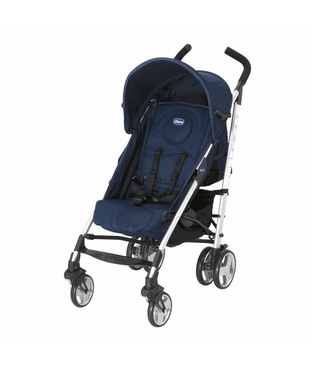 chicco lite way stroller basic blue buy chicco lite way stroller basic blue online at low. Black Bedroom Furniture Sets. Home Design Ideas